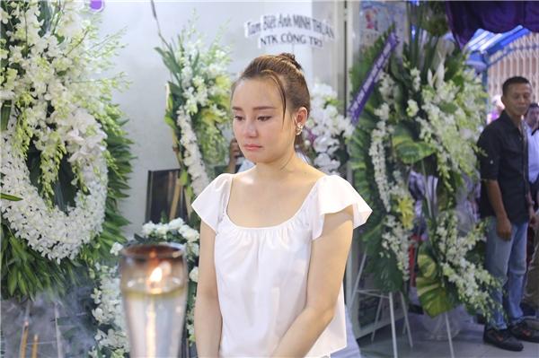 Đan Trường, Thu Phương khóc hết nước mắt khi nhìn di ảnh Minh Thuận - Tin sao Viet - Tin tuc sao Viet - Scandal sao Viet - Tin tuc cua Sao - Tin cua Sao