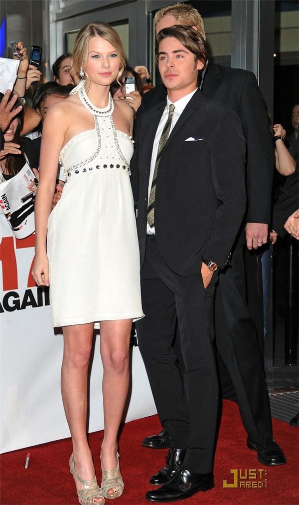 Trong khi đó, đang có tin đồn Taylor Swift muốn hẹn hò với Zac Efron.