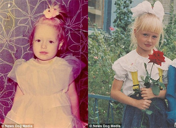 """Ngay từ nhỏ, Angelica đã được nuôi dạy như một nàng""""công chúa""""."""