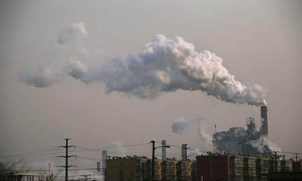 Khoảng 92% dân số thế giới trên thế giới đang sống trong trong làn không khí ô nhiễm.