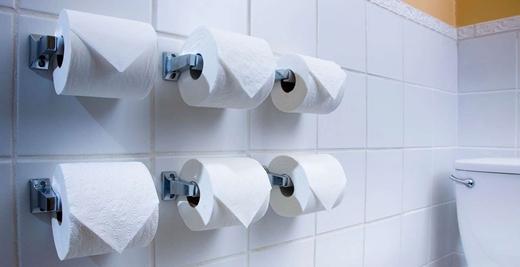 Cuộn giấy vệ sinh đơn giản bạn vẫn dùng vi diệu hơn rất nhiều