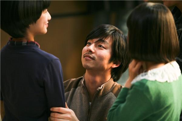 Nam diễn viên Gong Yoo là người đã tìm đến đạo diễn để xin làm phim này sau khi đọc tiểu thuyết Dogani. (Ảnh: Internet)