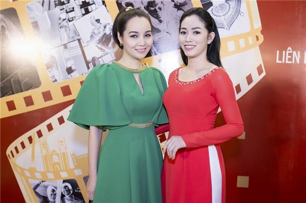 ...nữ diễn viên Mai Thu Huyền