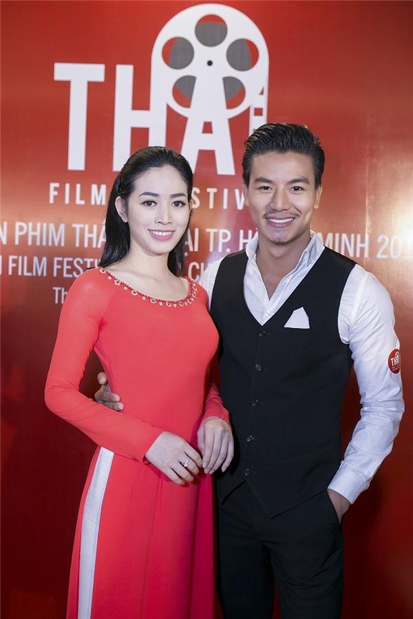 và nam diễn viên điển trai Hiếu Nguyễn.