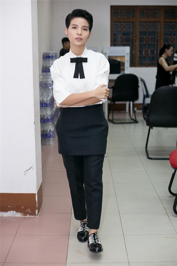 Vũ Cát Tường tiếp tục gây ấn tượng với phong cách menswear chất lừ, cá tính - Tin sao Viet - Tin tuc sao Viet - Scandal sao Viet - Tin tuc cua Sao - Tin cua Sao