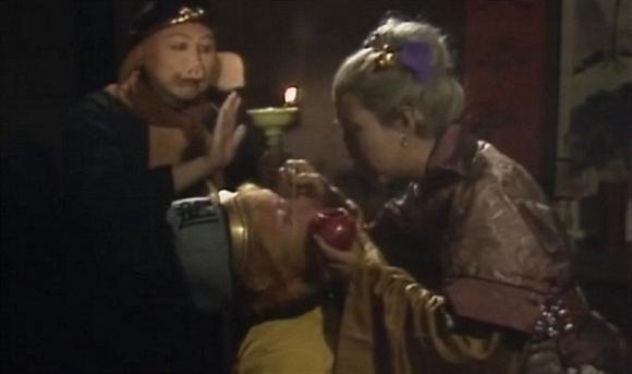Dù đượcGià Lam chữa khỏi mắt, nhưng Tôn Ngộ Không không có cách nào chống lại Tam Muội Thần Phong.
