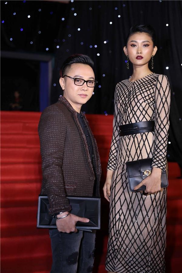 Nhà thiết kế Công Trí và Kim Nhung