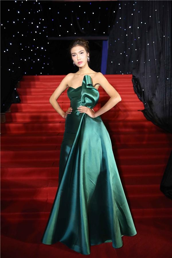 Nguyễn Oanh - Quán quân Vietnam's Next Top Model 2014