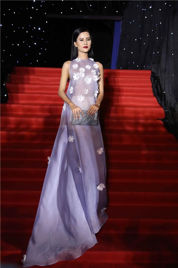 Hương Ly - Quán quân Vietnam's Next Top Model 2015