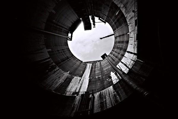 Hệ thống thoát nước G-Cansđược xây dựng sâu 50m dưới lòng đất.
