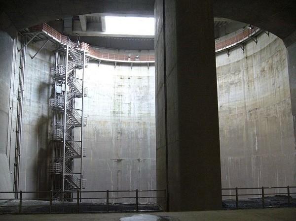 """Tính khả dụng của hệ thống thoát nước G-Cans còn gây tranh cãi bởi nó được xây dựng chỉ dành cho những """"siêu thiên tai""""."""