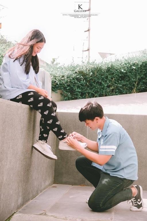 Bộ ảnh được nhiếp ảnh gia đặt tên là Real Lover - Người yêu đích thực đã phản ánh đúng tính chất của cuộc tình này.