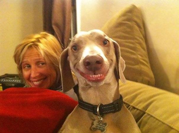 Khi bạn biết rằng mình chỉ cần cười một cái thôi là cả thế giới sẽ đảo điên.