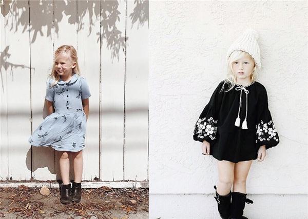 Với ngoại hình đáng yêu và biểu cảm tự nhiên, Ryleelà mẫu ảnh cho web thời trang em bé của mẹ cũng như nhiều tạp chí dành cho trẻ em khác.