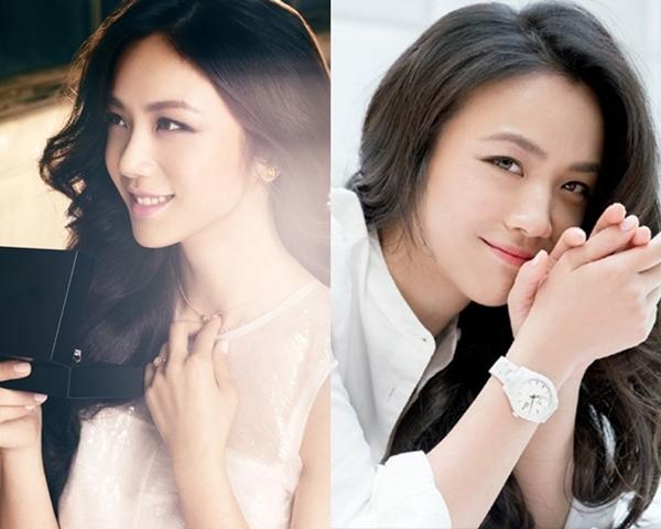 Sau khi kết hôn cùng đạo diễn người Hàn, Thang Duy lại ngày càng mặn mà hơn