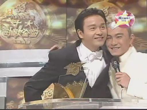 Cơ duyên đã đưa đẩy anh gặp Trương Quốc Vinh, được nam diễn viên nhiệt tình nâng đỡ.