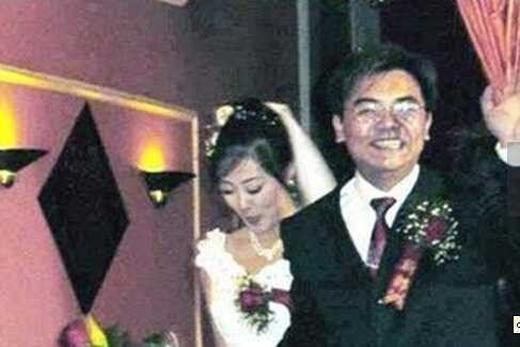 Hình ảnh gây xôn xao cư dân mạngđược cho làđám cưới của Triệu Hân Bồi.