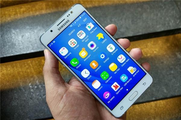 Samsung Galaxy J5. (Ảnh: internet)