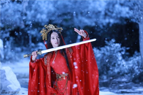 Ngọc Nữ Tâm Kinh là môn tuyệt học do tổ sư bà bà Lâm Triều Anh phái Cổ Mộsáng lập.