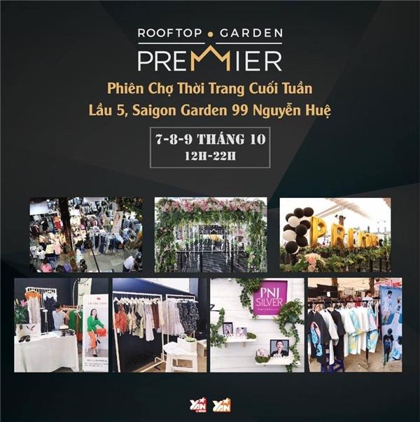 Đón đầu xu hướng cùng sự trở lại của Rooftop Garden Premier