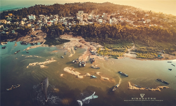 Hãy chung tay bảo vệ môi trường, để những vùng biển đẹp không còn là những vùng biển chết.