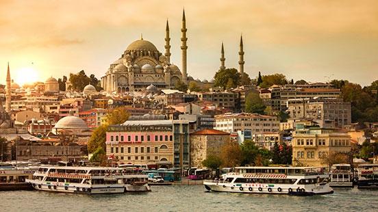 Istanbul - Trong thành phố:Tên gọi có nguồn gốc từ một cụm từ tiếng Hy Lạp, có nghĩa là bên trong thành phố.