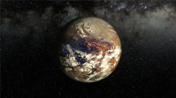 """Ảnh dựng về """"bản sao Trái Đất"""" Proxima B. (Ảnh: internet)"""