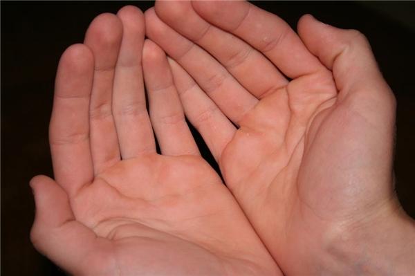 Người sở hữu đôi tay to thường có tính cách cầu toàn.