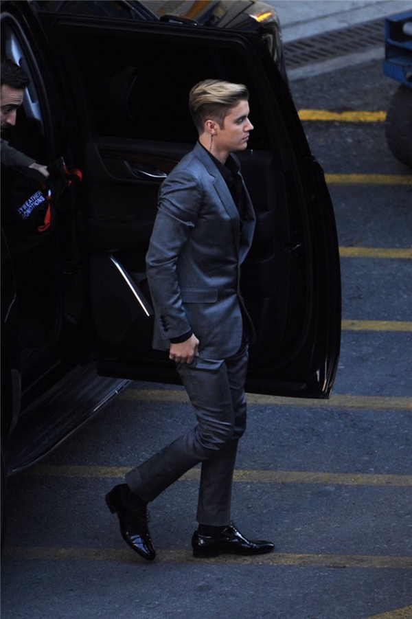 Hình ảnh mới của Justin Bieberkhiến người ta vô cùng bất ngờ.