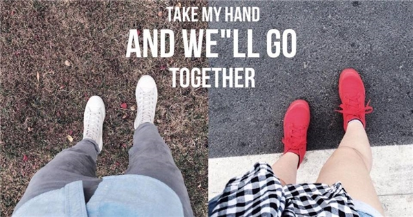 Yêu xa mà như ở cạnh nhau mỗi ngày. (Ảnh: NVCC)