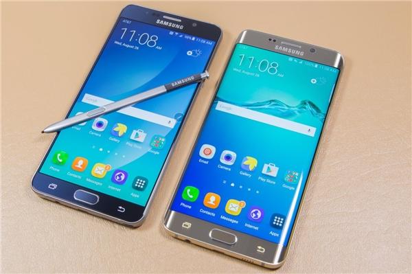Samsung Galaxy Note 7. (Ảnh: internet)