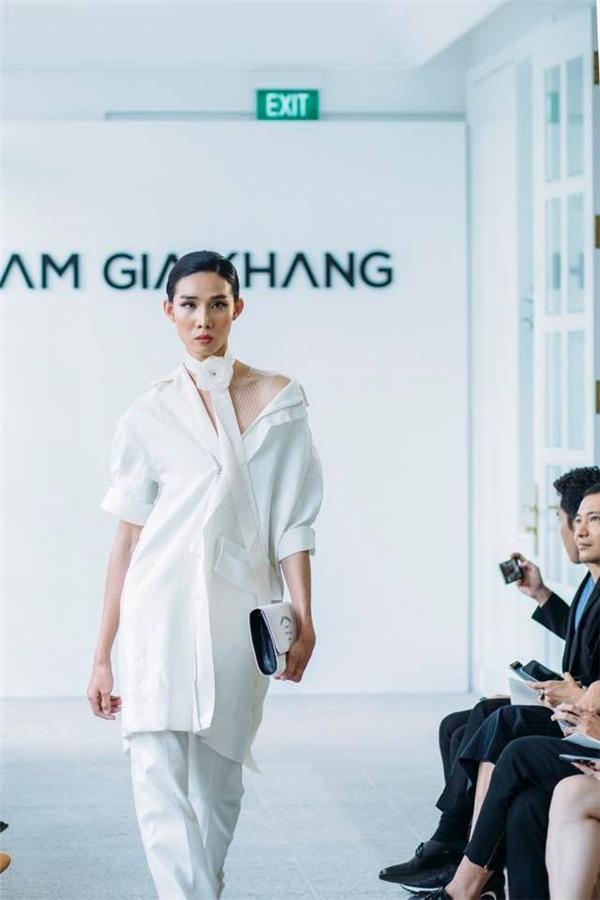 Chàng mẫu lưỡng tính đang được ưa chuộng bậc nhất tại Việt Nam