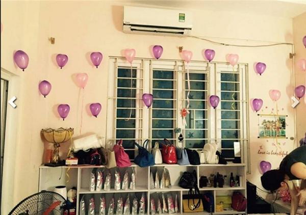 Đây là tiệc sinh nhật ngập tràn hạnh phúc mà mọi cô gái đều ao ước