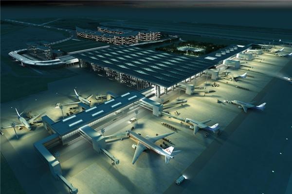 Sân bay Quốc tế Pulkovo ởSt Petersburg, Ngado kiến trúc sư Grimshaw thiết kế, lấy ý tưởng từ cuộc sống ở thành phố St Pertersburg.