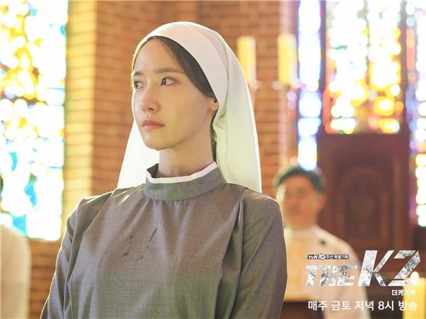 Gương mặt giàn giụa của Yoona trong hai tập phát sóng tuần này