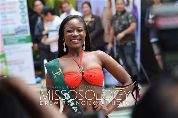 Những nhan sắc khó đỡ tại Hoa hậu Trái đất 2016