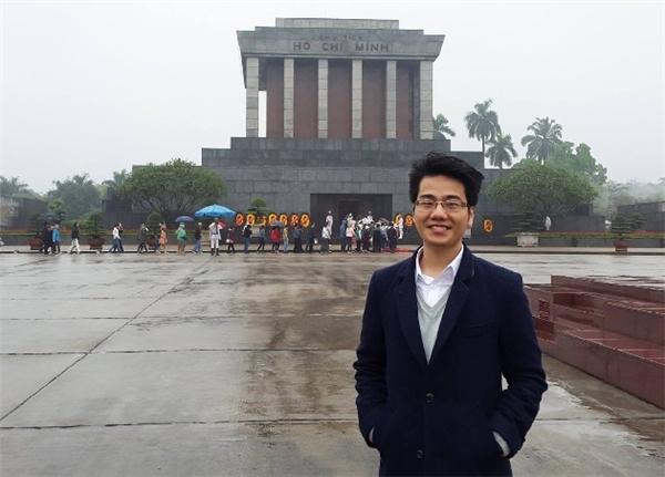 Lê Anh – giám đốc 9x của Qeekip ViệtNam.