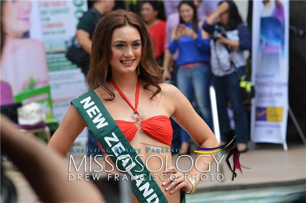 Với năm 2016, dù được nhận xét có phần chuẩn bị khá hơn nhưng chất lượng thí sinh của Hoa hậu Trái đất lại khiến khán giả vô cùng quan ngại.