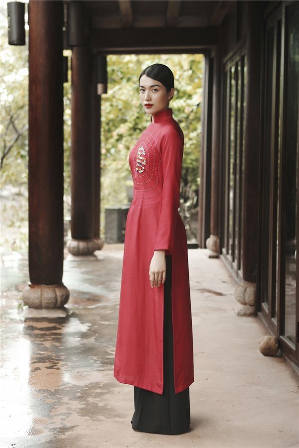 Thiết kế màu đỏ nổi bật của ChuLa
