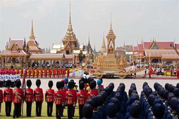 Tang lễ Hoàng gia Thái Lan dự kiến sẽ tổ chức như thế nào?