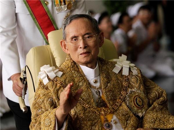 Năm 2010, sức khỏe của Quốc vương xấu đi. (Ảnh: Internet)