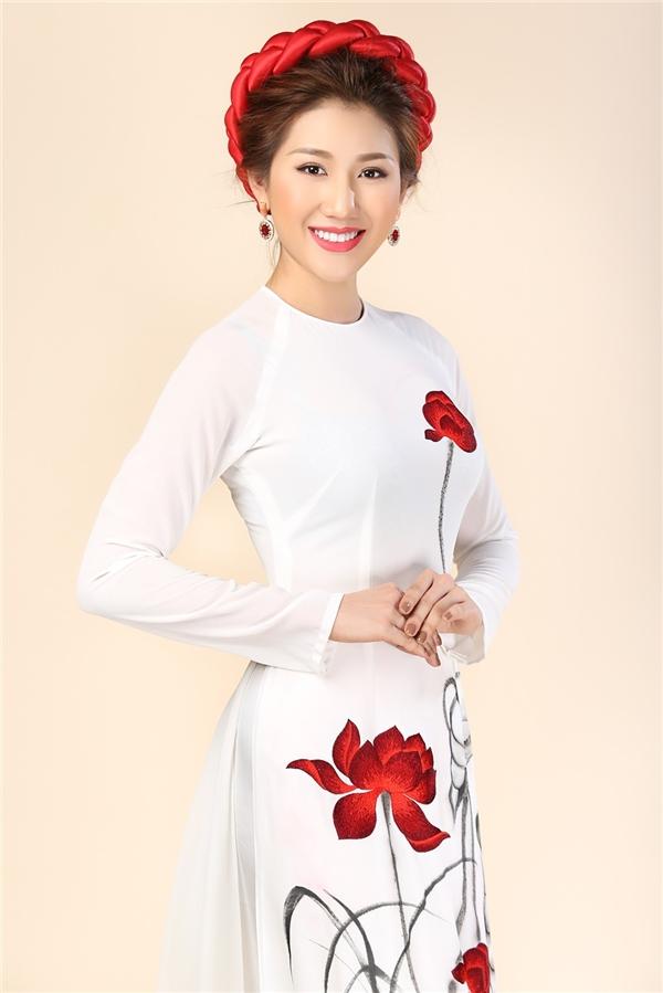 Trang phục truyền thống, dạ hội chính thức của Bảo Như tại MIC 2016