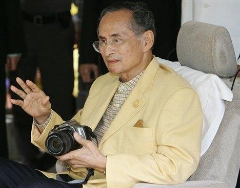 Chiếc máy ảnh nhỏ của nhà vua góp phần làm nên nhiều điều kì diệu.(Ảnh: Internet)