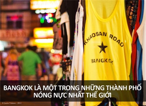 Thời tiết ở đây nhìn chung khá giống với Việt Nam, mùa hè nhiệt độ thường lên tới 40oC, còn mùa đông thì chỉ khoảng 26oC.