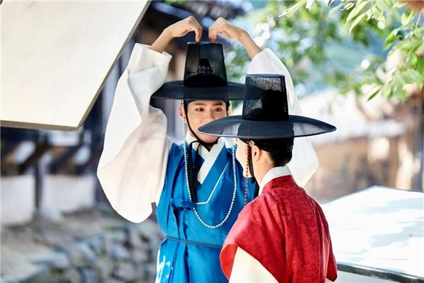 Park Bo Gum tiết lộ lí do giúp anh