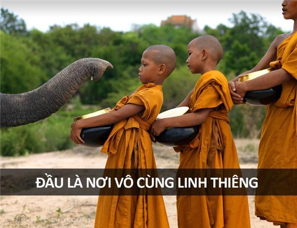 Chính vì thế người Thái rất kỵ việc chạm vào đầu người khác, đặc biệt là đầu trẻ con.