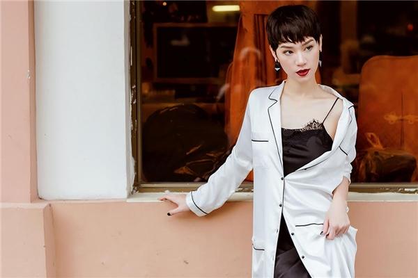 Trở lại showbiz Việt, Trà My Idol ngày càng nữ tính và ngọt ngào