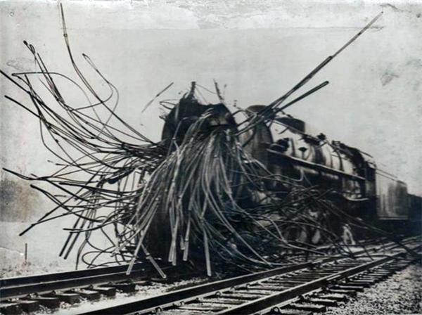 """Những hình ảnh lịch sử có thật khiến người xem """"rợn tóc gáy"""""""