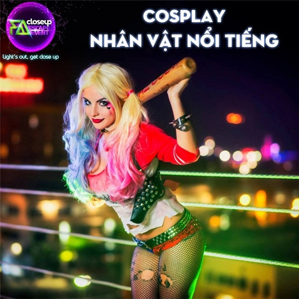 Hoạt động cosplay nhân vật nổi tiếng. - Tin sao Viet - Tin tuc sao Viet - Scandal sao Viet - Tin tuc cua Sao - Tin cua Sao