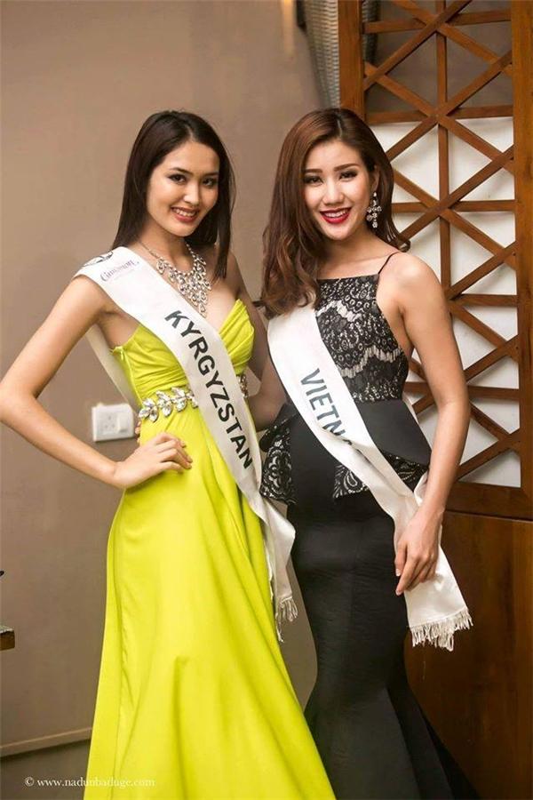 """Dù """"tay trắng"""", Bảo Như vẫn vui vẻ khi kết thúc Miss Intercontinental"""